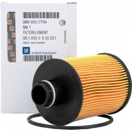Tepalo filtras 2,0 dyz nuo 2008 Originalus
